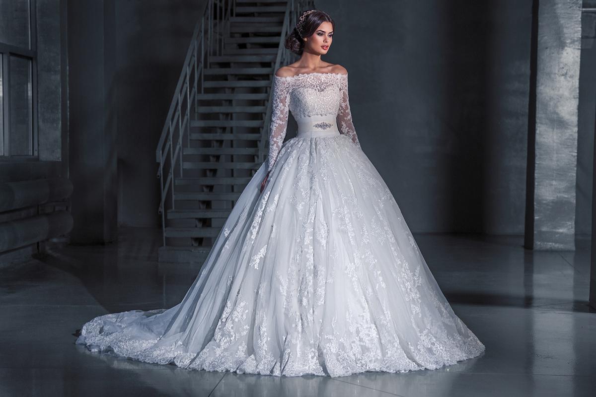 Платье с рукавами - писк сезона