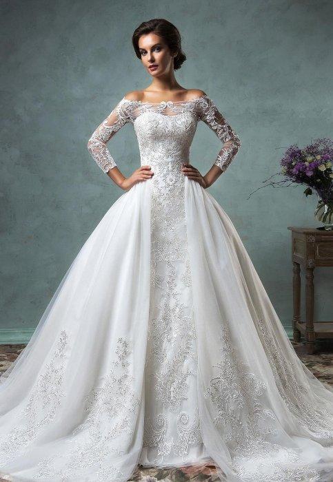 053a3db70a3849 Свадебное платье-трансформер: многогранность образа невесты