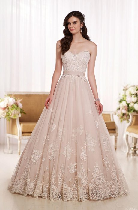 Приметы про свадебных платьев