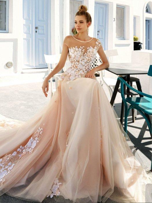 Свадебные платья 2018  модные тенденции 6f71b4d4472