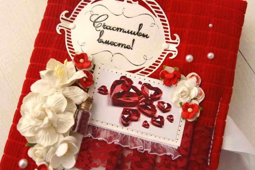 Открытку можно, свадьба рубиновая картинки