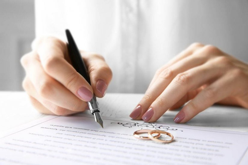 Смена паспорта после замужества в Беларуси